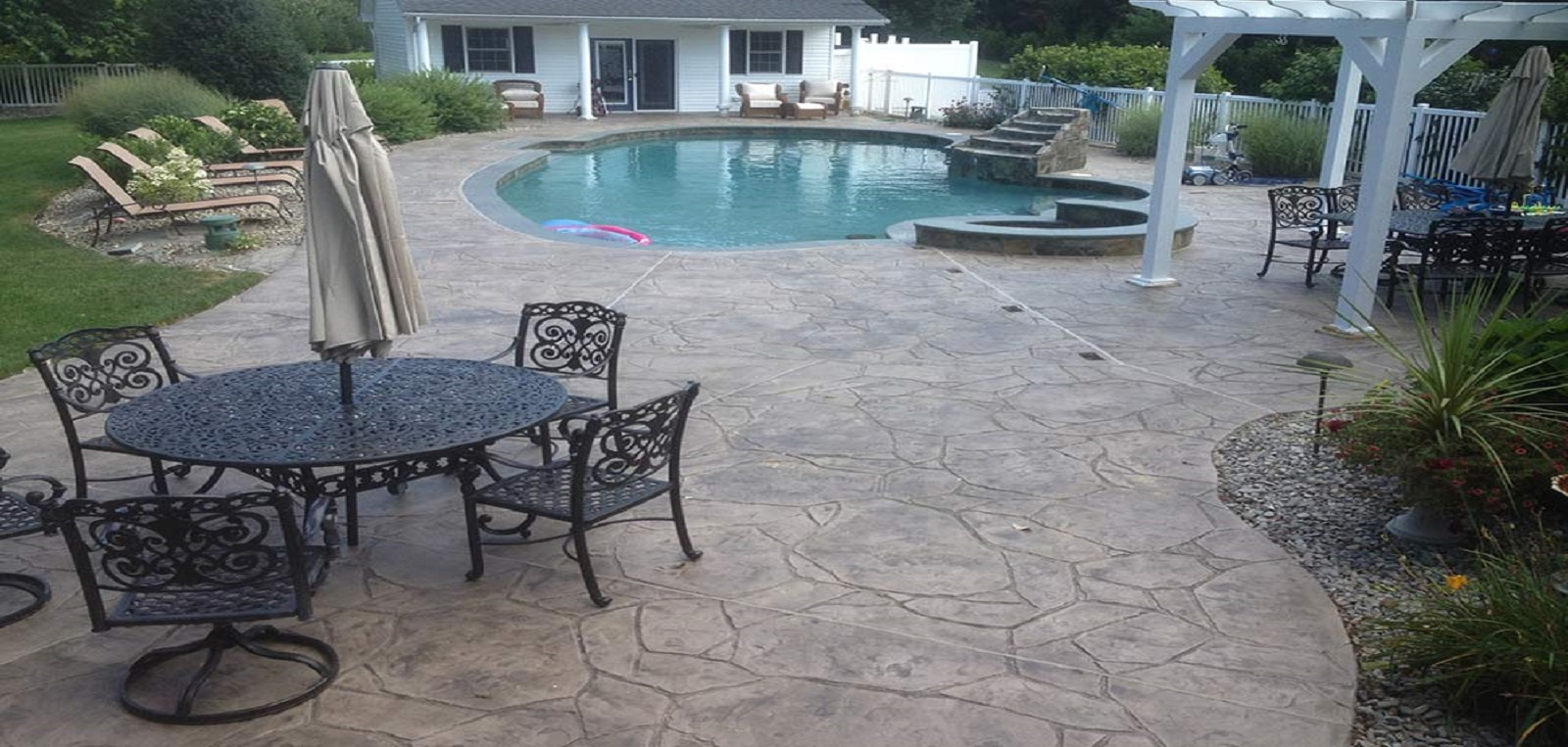 stains and sealers for stamped concrete