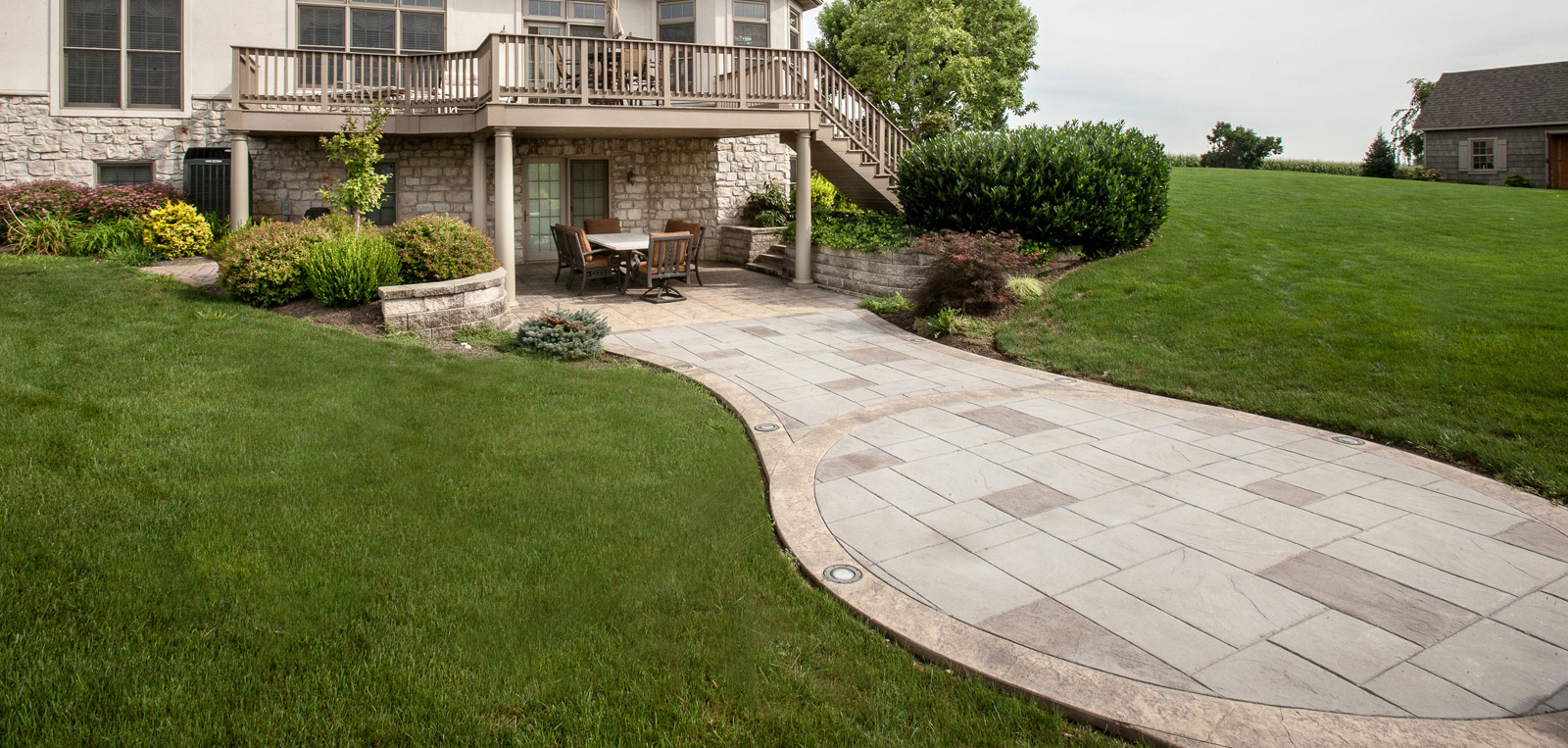stamped concrete patio supplies